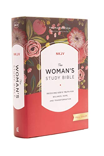 9780718086749: The NKJV, Woman's Study Bible, Hardcover, Full-Color Receiving God's Truth for Balance, Hope, and Transformation (Bible Nkjv)