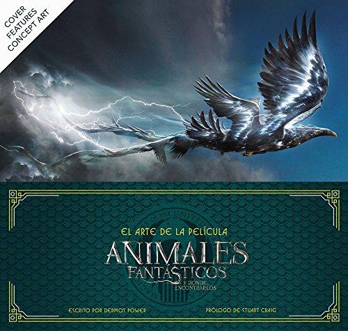 9780718087142: El arte de la película de Animales fantásticos y dónde encontrarlos (Spanish Edition)