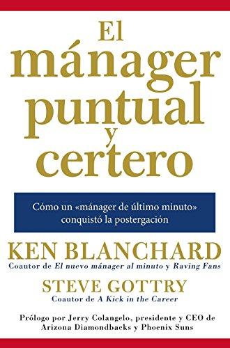 MANAGER PUNTUAL Y CERTERO
