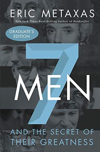 9780718087784: Seven Men: And the Secret of Their Greatness