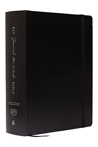 Kjv Journal the Word Bible Large Print Hardcove Format: Hardcover