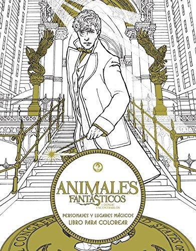 9780718091347: Animales Fantasticos y Donde Encontrarlos: Personajes ...
