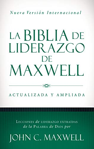 9780718092542: La Biblia de liderazgo de Maxwell NVI (Spanish Edition)
