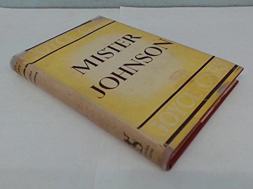 9780718102395: Mister Johnson