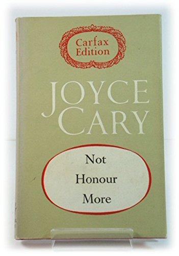 9780718102760: Not Honour More