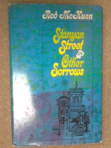 STANYAN STREET AND OTHER SORROWS (0718106237) by ROD MCKUEN