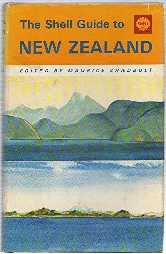 9780718107048: The Shell guide to New Zealand
