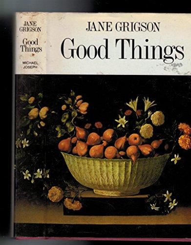Good Things: Jane Grigson