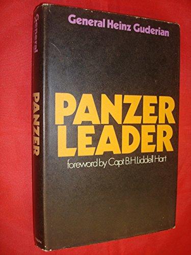 Panzer Leader: Guderian, Heinz; Fitzgibbon, C.