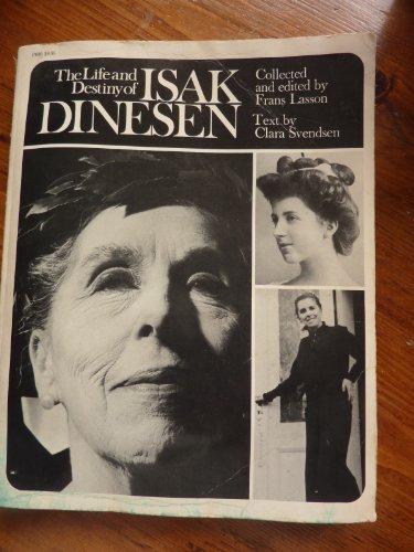 9780718108175: The Life and Destiny of Karen Blixen