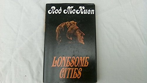 9780718108632: LONESOME CITIES
