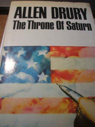 9780718109264: Throne of Saturn