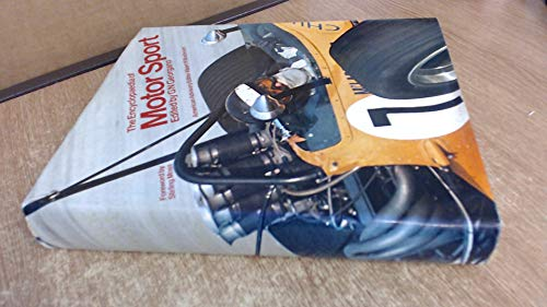 Encyclopedia of Motor Sport: G N Georgano (Editor)