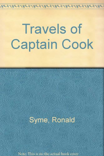Travels of Captain Cook (0718110102) by Ronald Syme