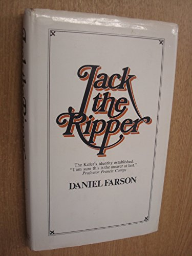 9780718110505: Jack the Ripper