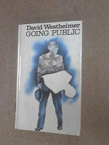 Going Public: Westheimer, David