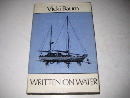 Imagen de archivo de Written on Water a la venta por Better World Books
