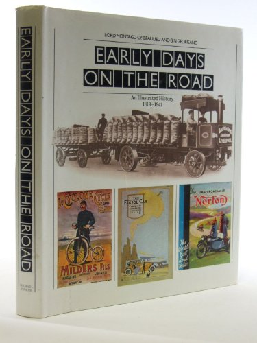 early days on the road an illustrated: MONTAGU of BEAULIEU