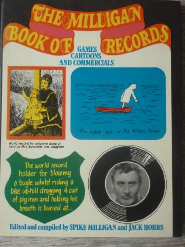 Milligan Book of Records, Games, Cartoons and Commercials, The