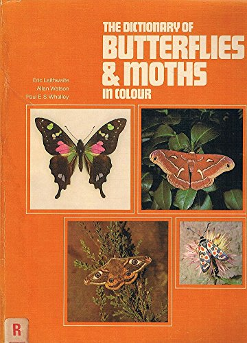 9780718114237: Dictionary of Butterflies and Moths in Colour