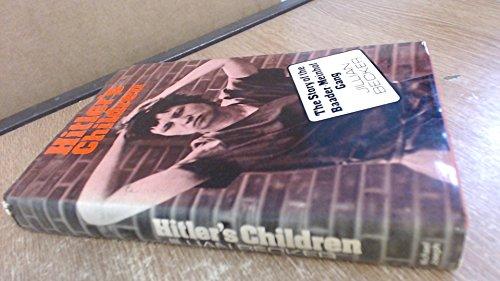 9780718115821: Hitler's Children: Story of the Baader-Meinhof Terrorist Gang