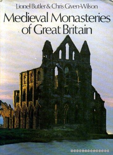 Mediaeval Monasteries of Great Britain [Feb 01,