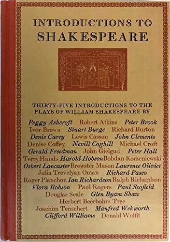 9780718116736: Introductions to Shakespeare