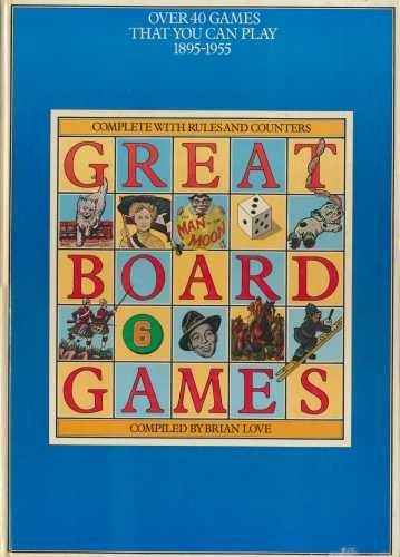 Great board games: Brian Love