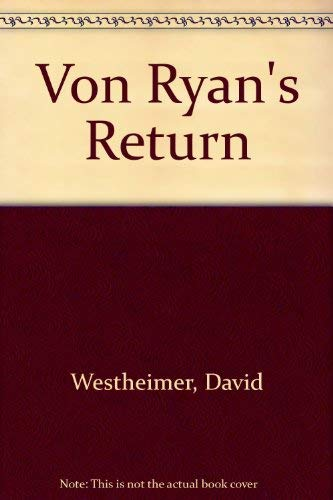Von Ryan's Return