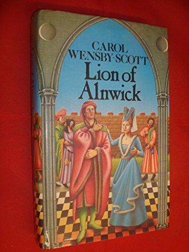 Lion of Alnwick: Wensby-Scott, Carol