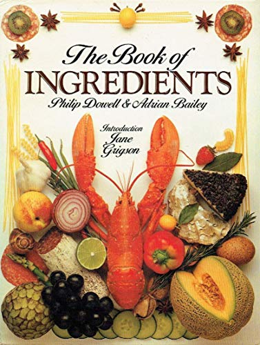 9780718119157: The Book of Ingredients