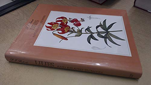 Lilies and Other Related Flowers (0718119398) by Brian Mathew