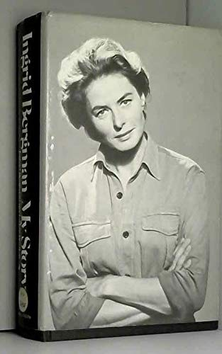 INGRID BERGMAN MY STORY - DOUBLE SIGNED & DATED FIRST EDITION FIRST IMPRESSION