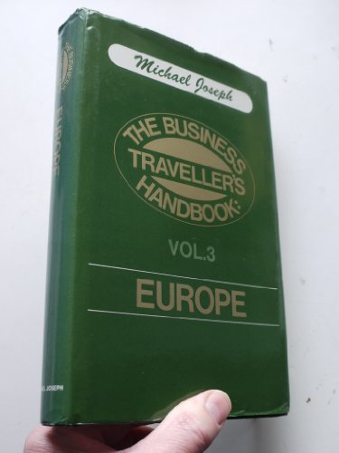 9780718119829: Business Traveller's Handbook: Europe v. 3