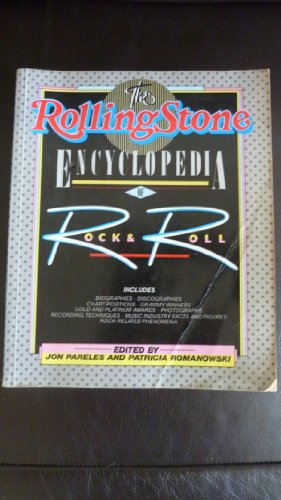 9780718124007: The Rolling Stone Encyclopedia of Rock and Roll