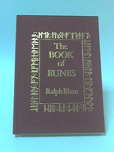 9780718124755: The Book of Runes