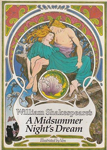 Midsummer Night's Dream: Cartoons: William Shakespeare
