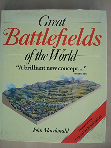 9780718124779: Great Battlefields of the World