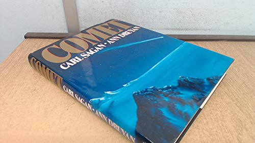 Comet 1st edition Hardcover Signed Carl sagan