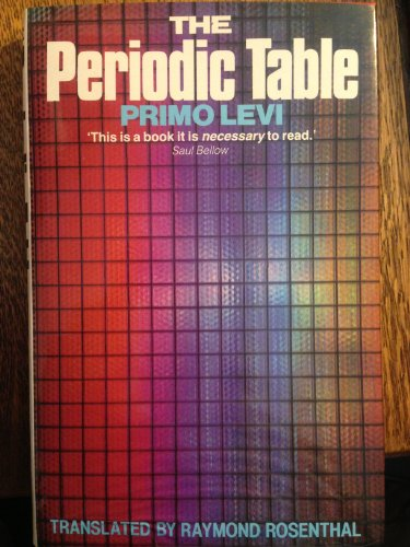 9780718126360: The Periodic Table