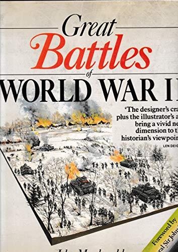 9780718127275: Great Battles of World War II