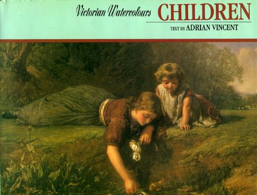 9780718128722: Children (Victorian Watercolours)