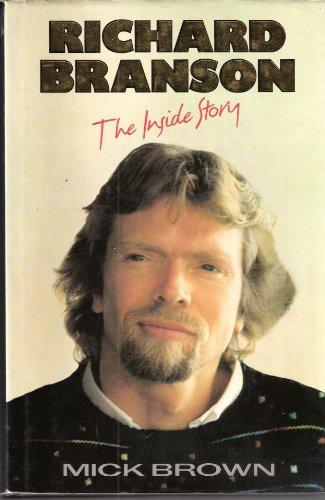 9780718129965: RICHARD BRANSON: THE INSIDE STORY