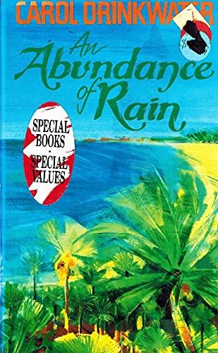 9780718132538: An Abundance of Rain