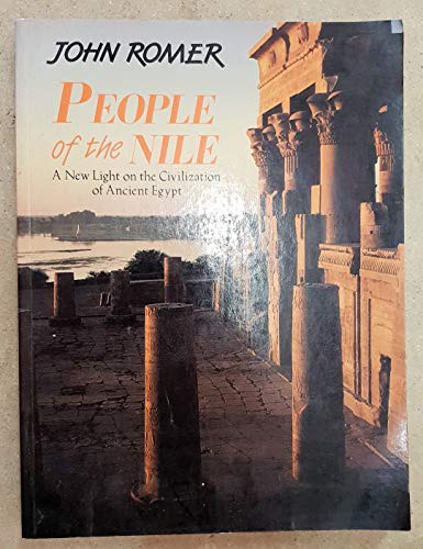 People of the Nile: New Light on: Romer, John