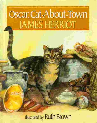 9780718134488: Oscar,Cat-About-Town