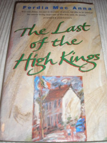 9780718135263: The Last of the High Kings