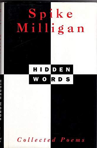 9780718136154: Hidden Words: Collected Poems