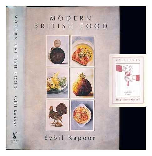 9780718138141: Modern British food
