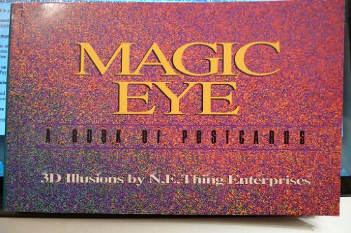 Magic Eye Book of Postcards (0718138473) by N.E.Thing Enterprises